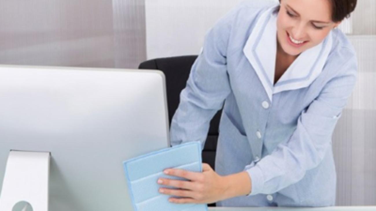Поддерживающая уборка офисов в Волгограде по низкой цене